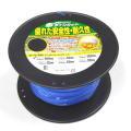 草笛ラインカット ブルー  ■2.4×100m ストレート:KB40-100<KYK・関西洋鋸>