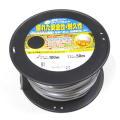 草笛ラインカット メタリックシルバー  ■2.7×100m ストレート:KBM-100<KYK・関西洋鋸>