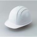 トーヨー 特大サイズヘルメット(最大65.5cm)通気孔付き(穴あき)タイプ No.385-OT