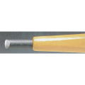 三木章刃物本舗 パワーグリップ彫刻刀 浅丸型 18mm:#851802