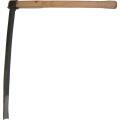【送料、代引手数料無料】 別注 讃岐型竹の子掘り鍬 大 600mm(2尺)本樫柄付 たけのこ掘り:No.SS-100<正和園芸>