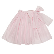 ミュウミュウ リボン ギャザースカート ピンク #40 miu miu