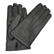 プラダ メンズ  革手袋(レザーブローブ) 黒 #8.5 PRADA