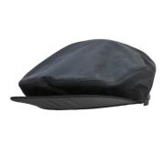プラダ ナイロン ハンチング帽子 黒 M PRADA