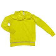 ピンコ カシミア100% 薄手セーター ネオンイエロー #M PINKO