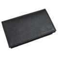 プラダ メンズ サフィアーノレザー カードケース(名刺入れ) 黒 2MC122 PRADA