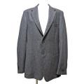 プラダ メンズ カシミアジャケット チャコールグレー #50R PRADA