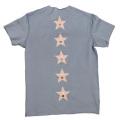 ルシアンペラフィネ メンズ WALK OF FAME Tシャツ グレー #S lucien pellat-finet