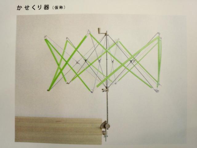 かせくり器 ダルマ 横田