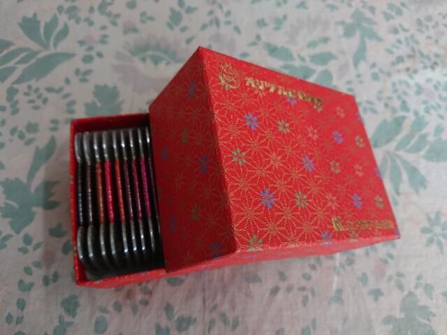 オリヅル 絹 糸