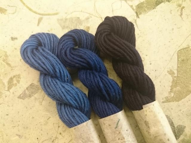 インジゴ 彩 インド藍