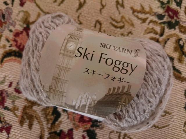 スキー フォギー