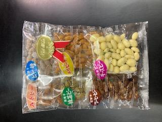 甘辛ピーナッツ6種ミニパック ギフトセット