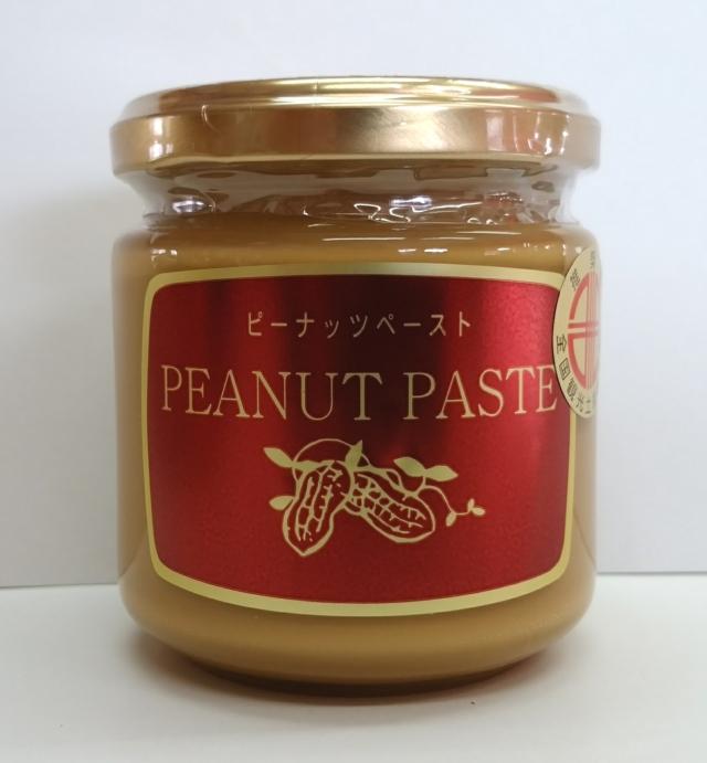 ピーナッツペースト加糖Sサイズ180g