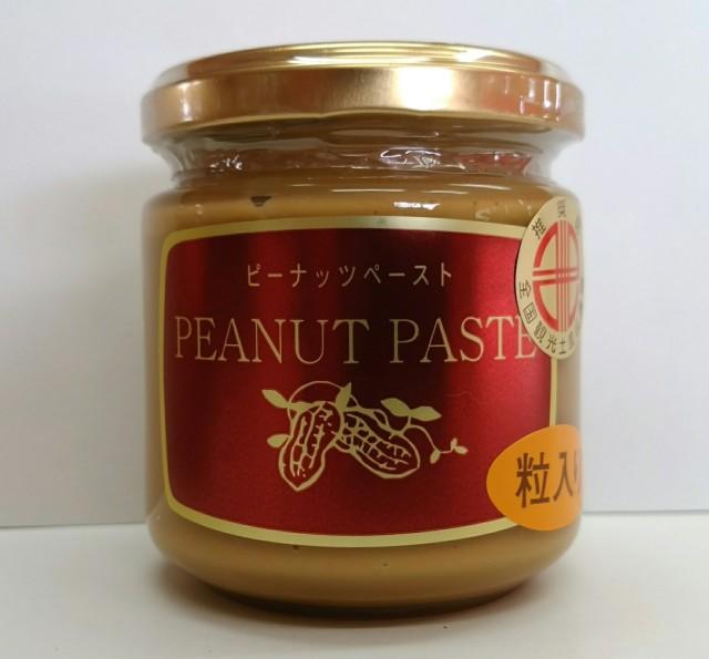 ピーナッツペースト加糖粒入りSサイズ180g