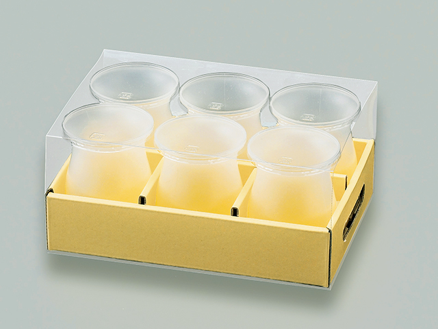 IKプチミルクキャリー6 本体・スリーブセット (10枚入)