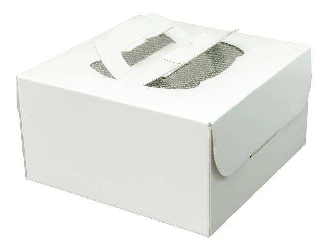 HB G段手提フレッシュホワイト 4号函のみ (50枚入)