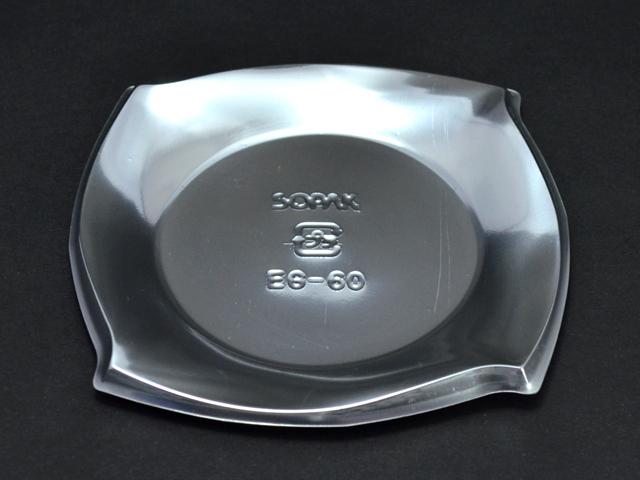 ケーキトレー EG-60 シルバー (100枚入)