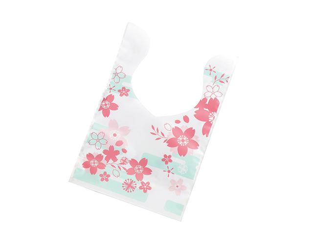 結び袋 さくら・大 (10枚入)