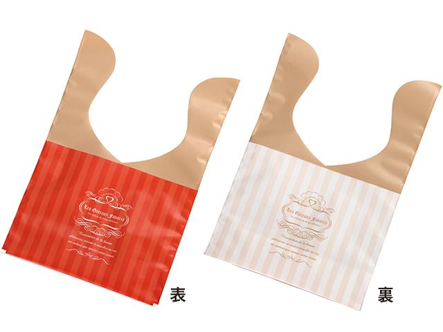 結び袋 ブランルージュ・大 (10枚入)