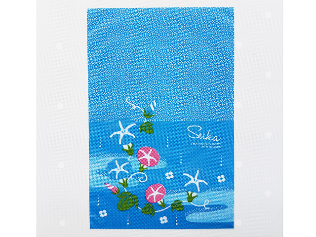 OPP袋・あさつゆ朝顔 (10枚入)