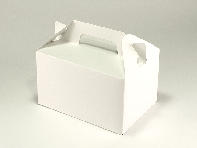 手提サービス函(ホワイト) 4×6 (50枚入)