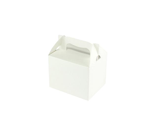 洋菓子1ヶ入箱 T-1 白 (50枚入)
