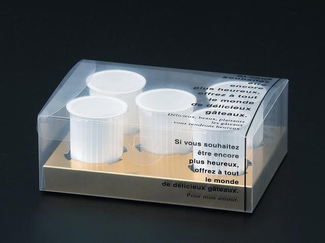 デザートボックス 5個 印刷 (10枚入)