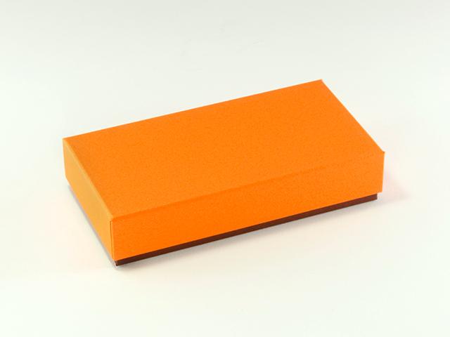 フェザーケース オレンジ 8仕切