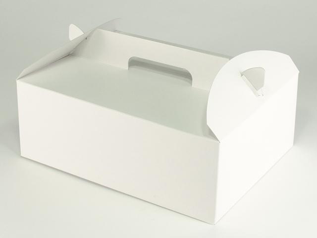 手提サービス函(ホワイト) 6×8 (200枚入)