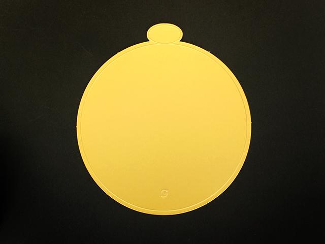 ゴールド台紙 6号用 (25枚入)