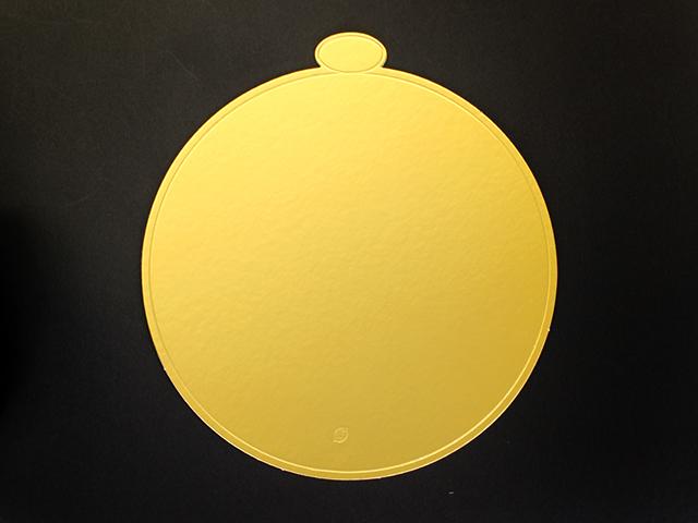 ゴールド台紙 7号用 (25枚入)
