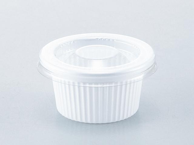 オンスカップ嵌合蓋 A-PET (50枚入)