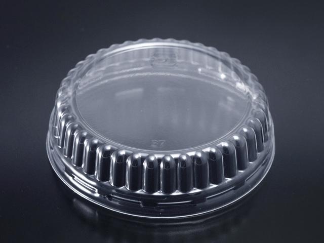 プリーツカップ 55 飾りふた (100枚入)