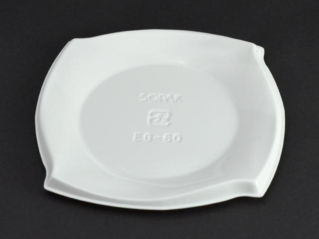ケーキトレー EG-60 ホワイト (100枚入)