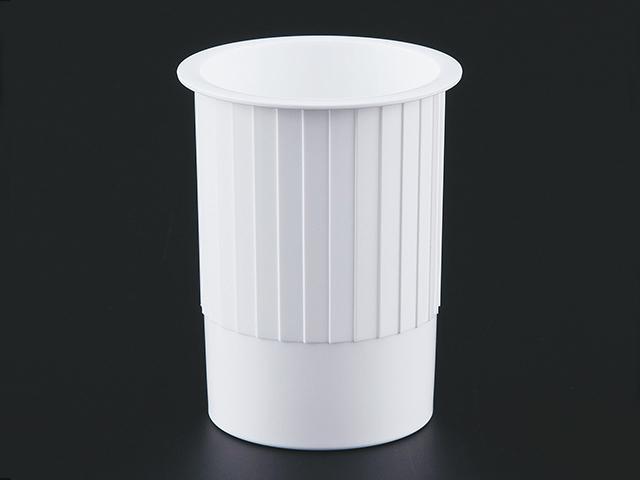 IK55-110 コッホ PP 白 (耐寒タイプ) (10個入)