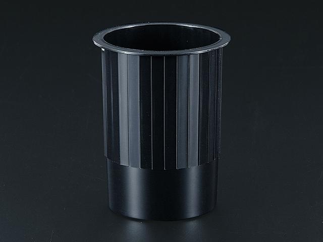 IK55-110 コッホ PP 黒 (耐寒タイプ) (10個入)