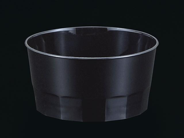 IK88-160 シェープ PP 黒 (40個入)
