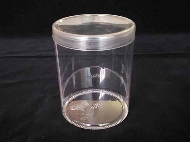 カールパック(PET円筒ケース)80φ×100H (20個入)