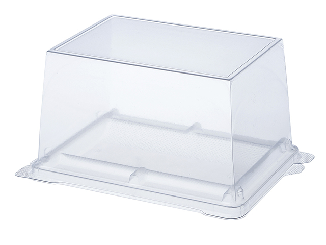 IK ブライト BOXプレート APET(50枚入)