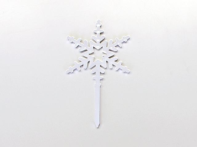 MH 1246 雪の結晶(銀) (10本入)