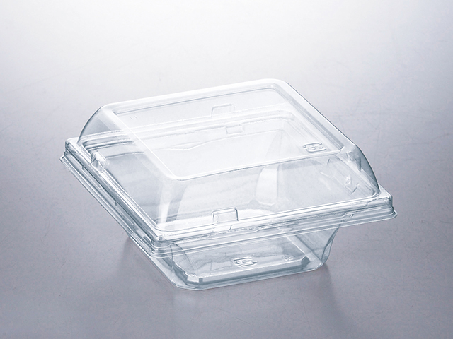 IK100 角型容器 高蓋 (20枚/100枚入)