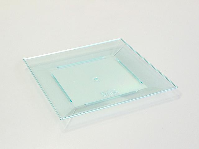 ニシキ 角皿(20) スカイブルー (20枚入)