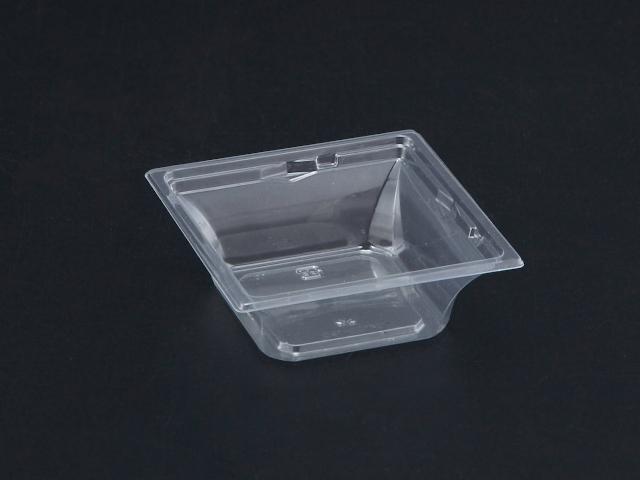 IK100-190 角型容器本体 透明 (100個入)