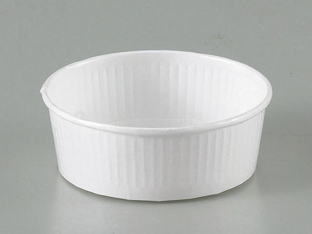 プリーツカップ 55 白 (100枚入)
