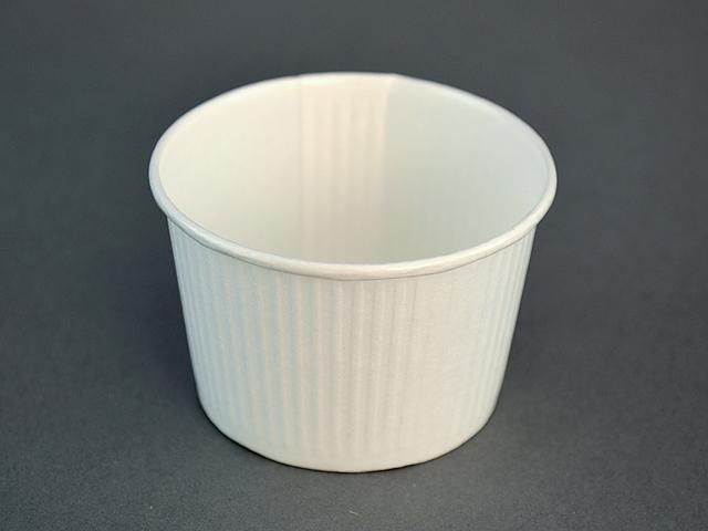 プリーツカップ 43F 白 (100枚入)