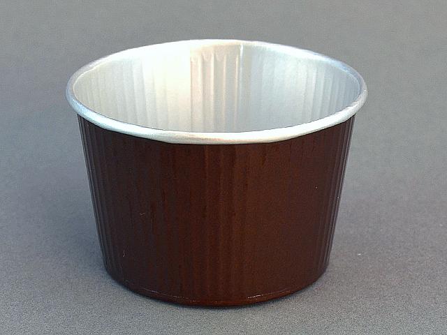 ND-50FCL こげ茶 両面PET (100枚入)