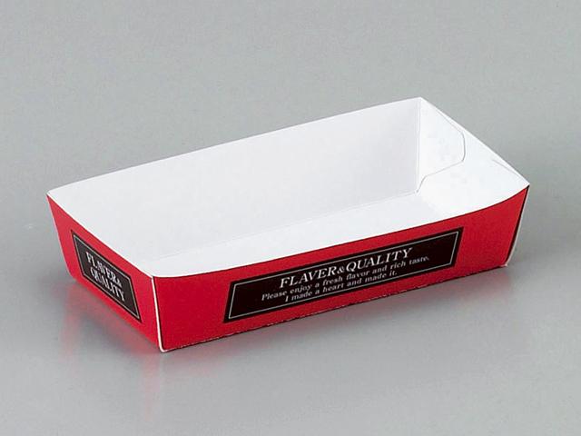 フレーバートレー 50×95 レッド (50枚入)