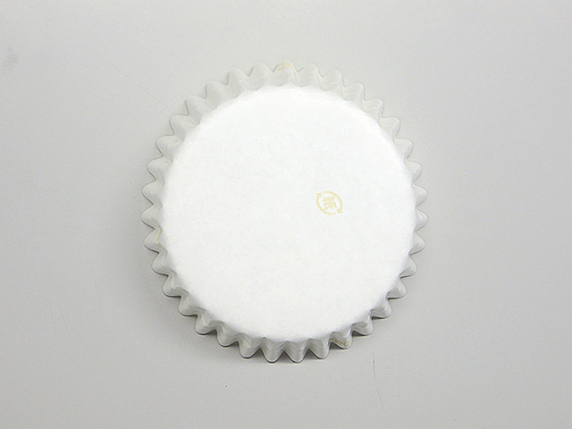 【在庫限定】純白ペット 白無地 紙マーク 60φ×20H (300枚入)