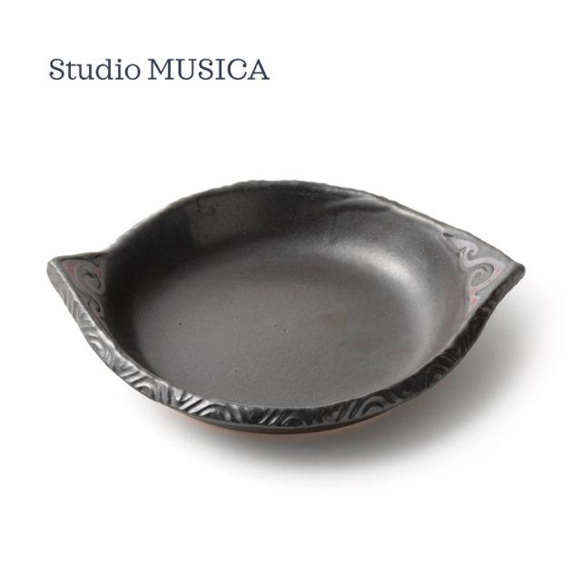 耐熱皿【Studio  MUSICA(児島和孝)】